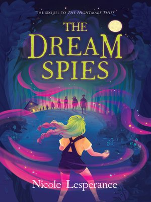 cover image of The Dream Spies