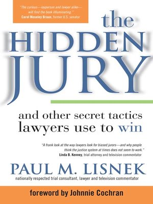 cover image of Hidden Jury