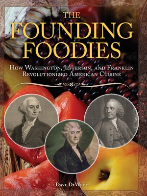 cover image of The Founding Foodies