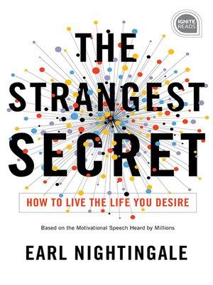cover image of The Strangest Secret