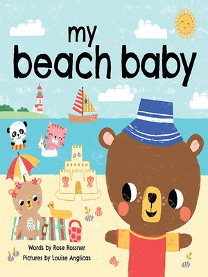 cover image of My Beach Baby