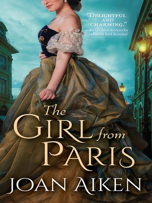 cover image of The Girl from Paris