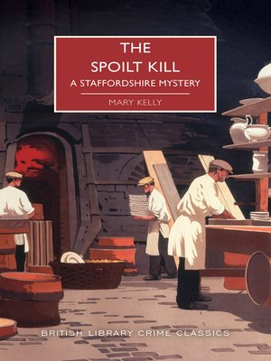 cover image of The Spoilt Kill