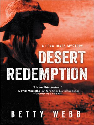 cover image of Desert Redemption