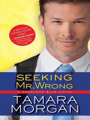 cover image of Seeking Mr. Wrong