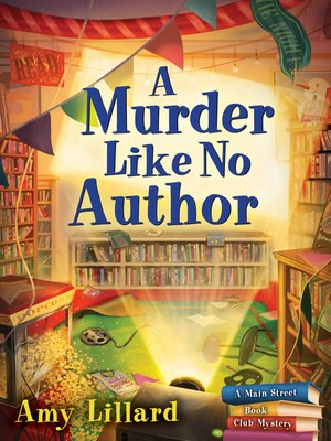 cover image of A Murder Like No Author