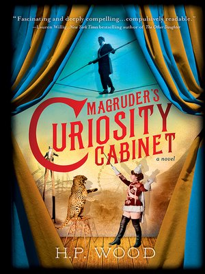 cover image of Magruder's Curiosity Cabinet