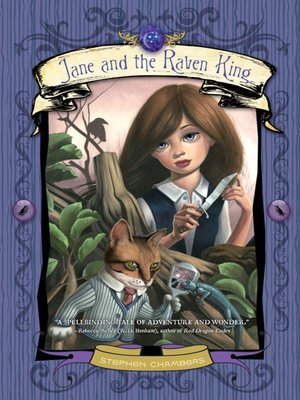 cover image of Jane and the Raven King