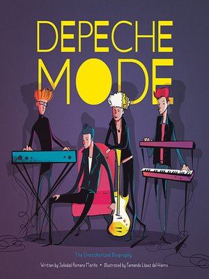 cover image of Depeche Mode