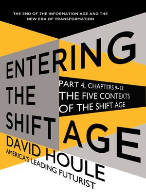 cover image of The Five Contexts of the Shift Age (Entering the Shift Age, eBook 3)