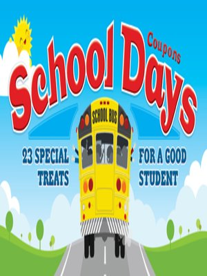 cover image of School Days Coupons