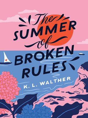cover image of The Summer of Broken Rules
