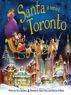 cover image of Santa Is Coming to Toronto