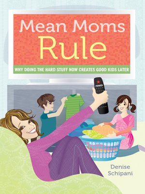 cover image of Mean Moms Rule