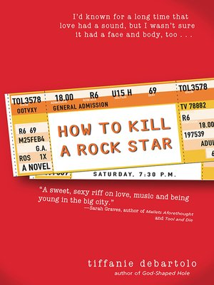 cover image of How to Kill a Rock Star