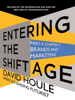 cover image of Brands and Marketing (Entering the Shift Age, eBook 9)