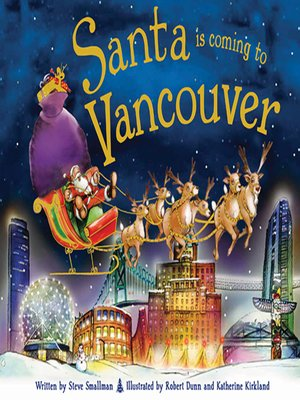 cover image of Santa Is Coming to Vancouver