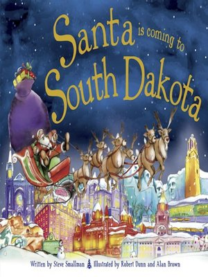 cover image of Santa Is Coming to South Dakota