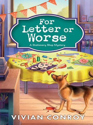 cover image of For Letter or Worse