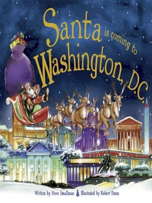 cover image of Santa is Coming to Washington DC
