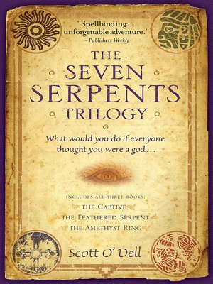 cover image of The Seven Serpents Trilogy