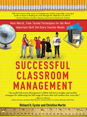 cover image of Successful Classroom Management
