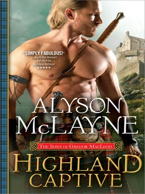 cover image of Highland Captive