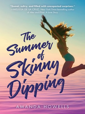 cover image of The Summer of Skinny Dipping