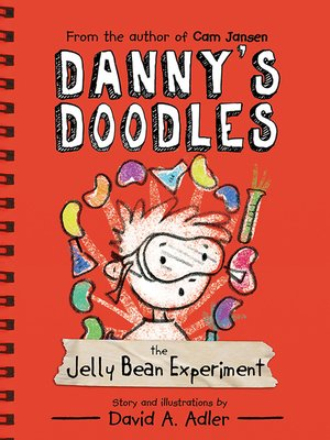 cover image of Danny's Doodles Series, Book 1