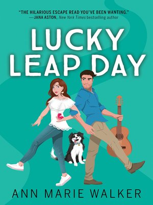 cover image of Lucky Leap Day