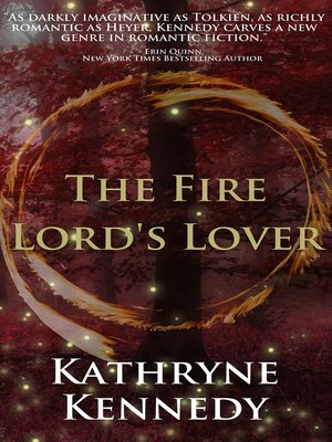 cover image of The Fire Lord's Lover
