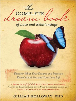cover image of The Complete Dream Book of Love and Relationships