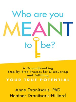 cover image of Who Are You Meant to Be?