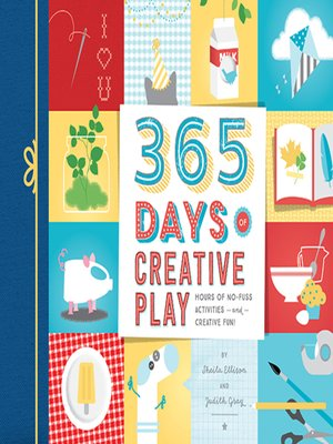 cover image of 365 Days of Creative Play
