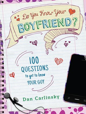 cover image of Do You Know Your Boyfriend?