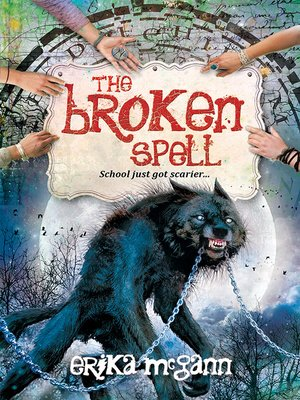 cover image of The Broken Spell