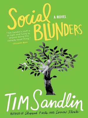cover image of Social Blunders