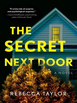 cover image of The Secret Next Door