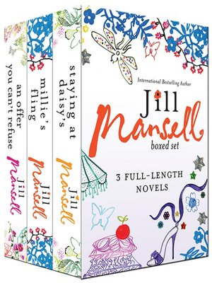 cover image of Jill Mansell Boxed Set