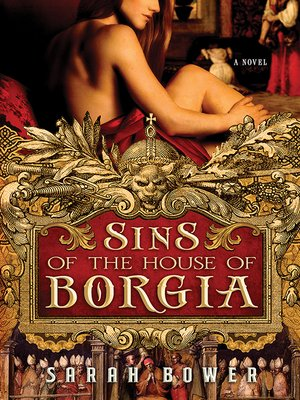 cover image of Sins of the House of Borgia
