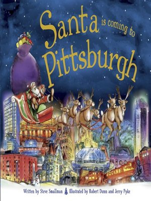 cover image of Santa Is Coming to Pittsburgh