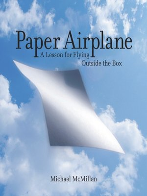 cover image of Paper Airplane
