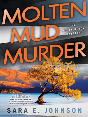 cover image of Molten Mud Murder