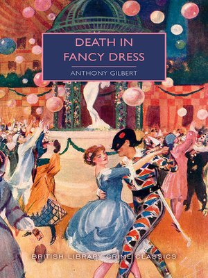 cover image of Death in Fancy Dress