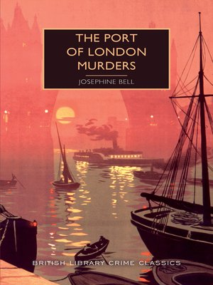 cover image of The Port of London Murders