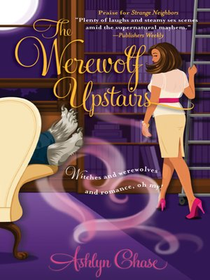 cover image of The Werewolf Upstairs