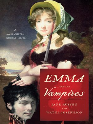 cover image of Emma and the Vampires