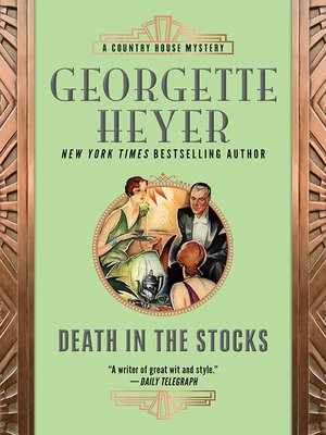 cover image of Death in the Stocks