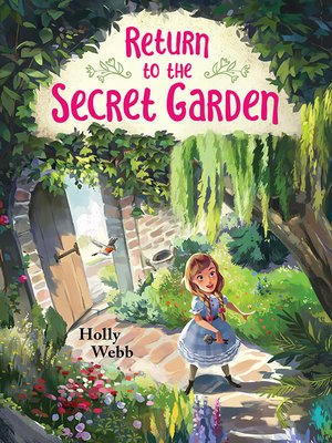 cover image of Return to the Secret Garden