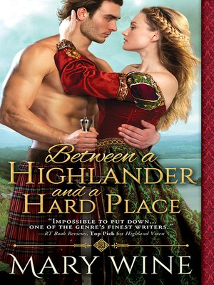 cover image of Between a Highlander and a Hard Place